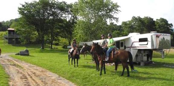 Trackside Campsite